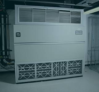 Data Center CRAC unit