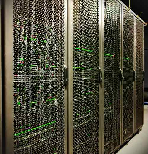 Data Center Security Cabinet