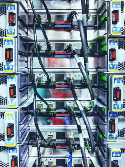 Data Center SANs