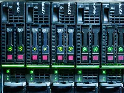 Blade Server Equipment