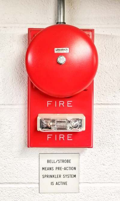 Fire Protection System Alarm
