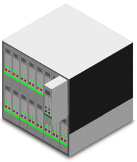 Blade Server Chassis - Min