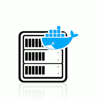 Docker Cloud Server icon